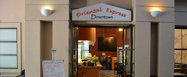 Oriental Express Downtown